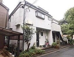 東京都杉並区堀ノ内2丁目の賃貸アパートの外観