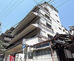 京都府京都市東山区下河原通八坂鳥居前下る下河原町の賃貸マンションの外観