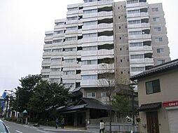 長野県長野市大字長野東後町の賃貸マンションの外観
