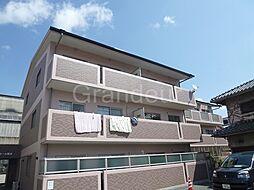 ボヌール鶴見[3階]の外観