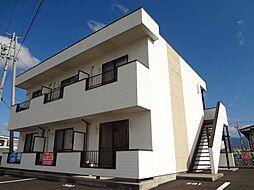 JR篠ノ井線 松本駅 バス15分 神林下車 徒歩10分の賃貸アパート