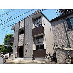 福岡県福岡市西区愛宕4丁目の賃貸アパートの外観