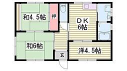 英賀保駅 4.9万円