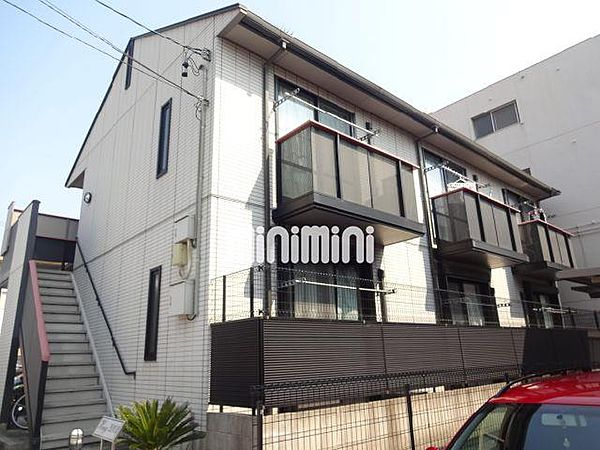 ウイング黒川II 1階の賃貸【愛知県 / 名古屋市北区】