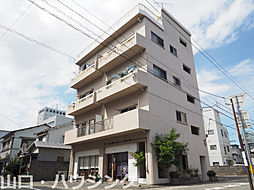 徳島県徳島市富田橋1丁目の賃貸マンションの外観