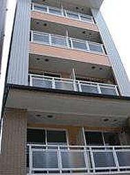 京都府京都市上京区中猪熊町の賃貸マンションの外観