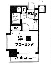 ライオンズマンション両国第8[3階号室]の間取り