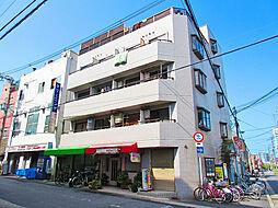 大阪府大阪市住之江区御崎6丁目の賃貸マンションの外観