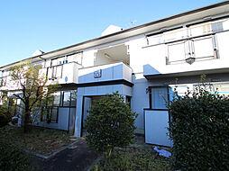 愛知県名古屋市名東区大針2の賃貸アパートの外観