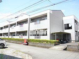 シティパレス山田B[1階]の外観