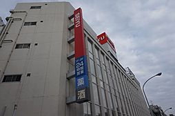 CASAR武蔵新城[3階]の外観