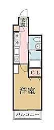アコール千曲[8階]の間取り