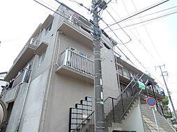 ヒルトップ新松戸I[2階]の外観