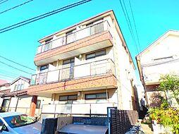 千葉県船橋市前原西3丁目の賃貸マンションの外観
