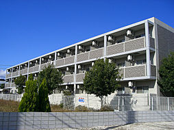 大阪府高槻市古曽部町2丁目の賃貸マンションの外観