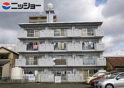 愛知県名古屋市北区上飯田南町1丁目の賃貸マンションの外観