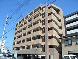 福岡県宗像市赤間駅前1丁目の賃貸マンションの外観
