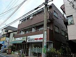 東京都世田谷区船橋3丁目の賃貸マンションの外観