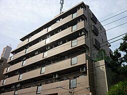 神奈川県横浜市鶴見区寺谷1の賃貸マンションの外観