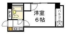 ステイタスオブ舟入本町[4階]の間取り