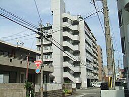 兵庫県姫路市広畑区東新町3丁目の賃貸マンションの外観