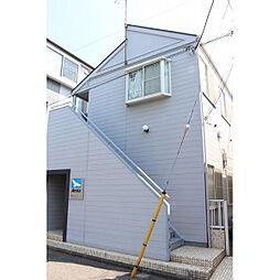 東京都葛飾区堀切7丁目の賃貸アパートの外観