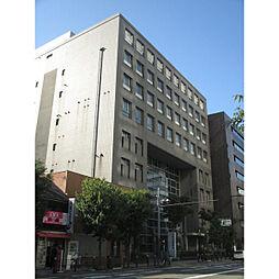 大阪府大阪市中央区東高麗橋の賃貸マンションの外観