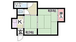 【敷金礼金0円!】神鉄粟生線 鈴蘭台駅 徒歩2分