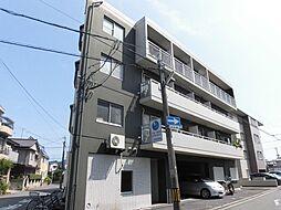 ニューハイム草津東[4階]の外観