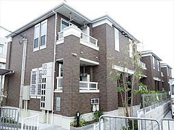 阪急京都本線 富田駅 徒歩12分の賃貸アパート