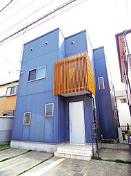 [一戸建] 東京都東大和市清水3丁目 の賃貸【東京都 / 東大和市】の外観