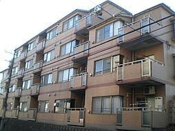 ふじグレースマンション[3階]の外観