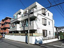 松山ハウス[2階]の外観