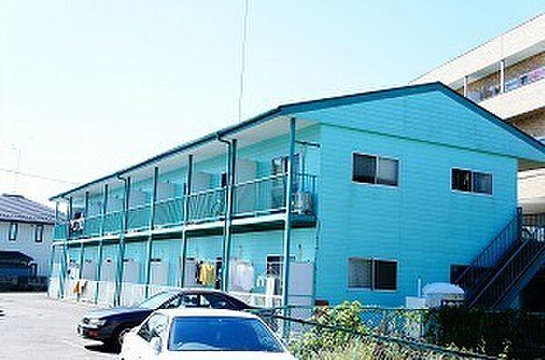 コモード石井町1[1階]の外観