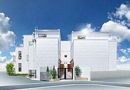 東京都世田谷区粕谷4丁目の賃貸アパートの外観