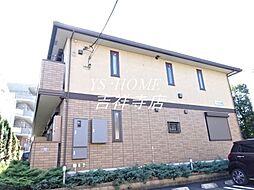 京王線 仙川駅 徒歩22分の賃貸アパート