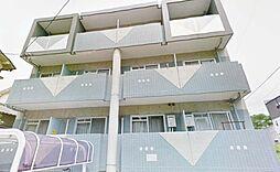 広島県広島市西区新庄町の賃貸マンションの外観