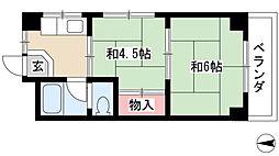 平安通駅 4.7万円