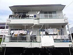 Tハウス[2階]の外観