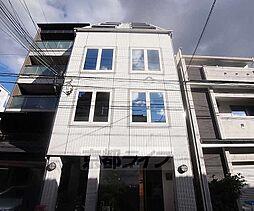 京都府京都市中京区等持寺町の賃貸マンションの外観