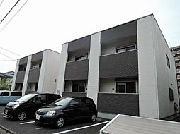 福岡県北九州市八幡西区陣原3丁目の賃貸アパートの外観