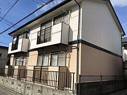 笹原ハイツA[201号室]の外観