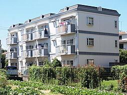 グリーンハイツ1[3階]の外観