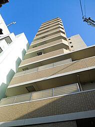 大阪府守口市八島町の賃貸マンションの外観