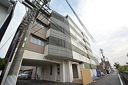 シャルム大堀[4階]の外観
