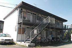 田畑コーポ1号館[2階]の外観