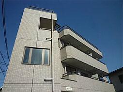 東京都府中市日新町5丁目の賃貸マンションの外観