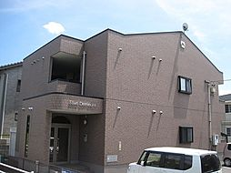 三重県四日市市清水町の賃貸アパートの外観