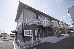兵庫県姫路市広畑区高浜町2丁目の賃貸アパートの外観