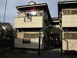東京都葛飾区細田3丁目の賃貸アパートの外観